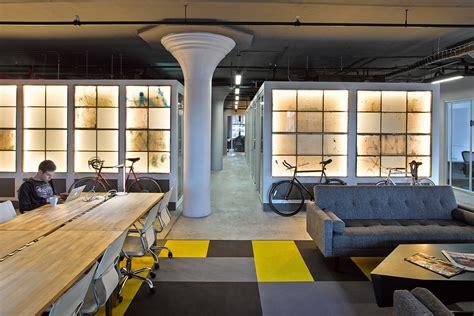 A Look Inside Brooklyn Desks Tech Coworking Officelovin