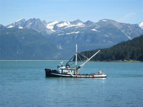 alaska river fishing boat rivers without borders
