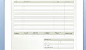 Billing Sheet Template billing sheet template for word powerpoint presentation