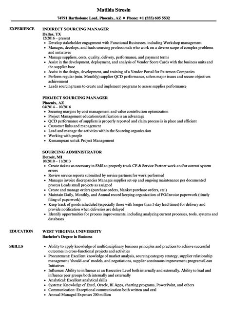 Configuration Management Specialist Resume Sle by Exelent Sourcing Engineer Resume Inspiration Universal