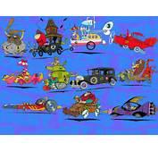 Papercraft De Los Autos Locos  Articuweb