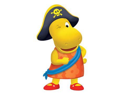 Backyardigans Hippo Name Pirate Captain The Backyardigans Wiki