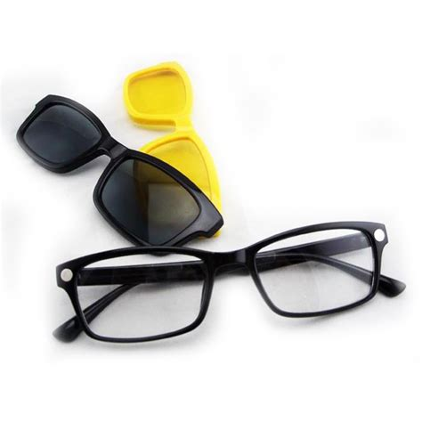 clip on reading l 4 in 1 magnetic reading glasses sunglasses vision