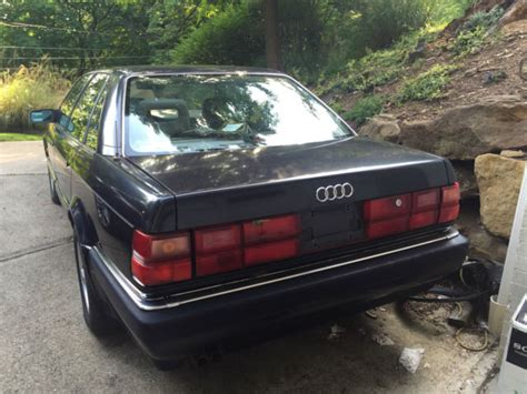 old cars and repair manuals free 1991 audi coupe quattro auto manual 1991 audi v8 quattro 5 speed manual 3 6l for sale in pittsburgh pennsylvania united states