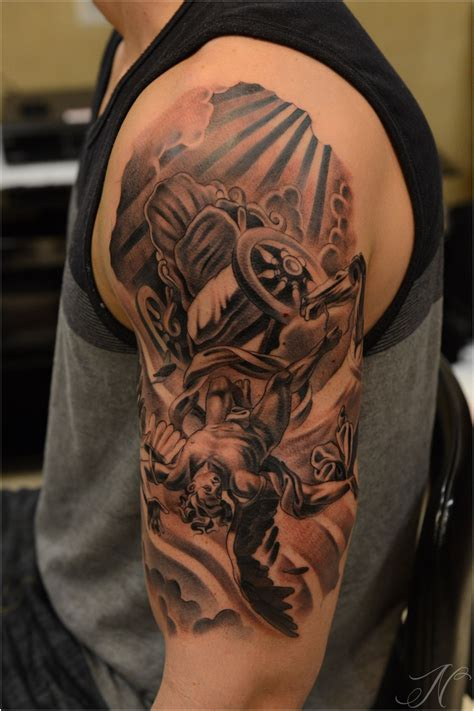 god tattoo designs for men mythology search cool tattoos