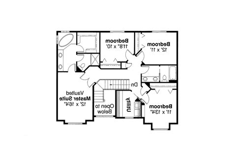 traditional house plans westhaven 30 173 associated