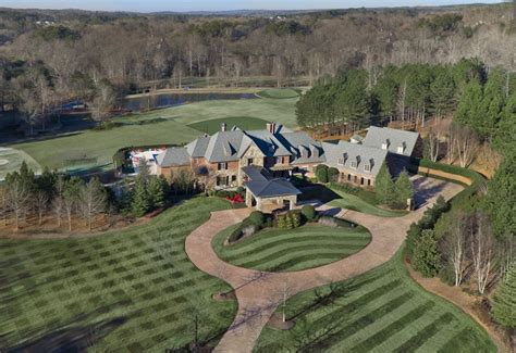 i want a new house photos see atlanta braves legend john smoltz s 5 4m mansion