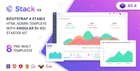 themeforest free bootstrap themes themeforest stack download responsive bootstrap 4 admin