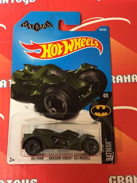 Wheels Batman The Bat 2016 2017 batman arkham batmobile 88 2017 wheels d ebay
