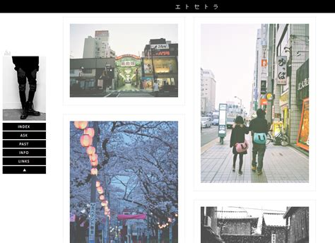 Tumblr Themes Zeloid | themes by mariel