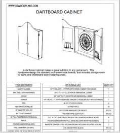 timbo s creations dartboard cabinet