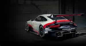Porsche Rsr I Am The New 911 Rsr Dr Ing H C F Porsche Ag