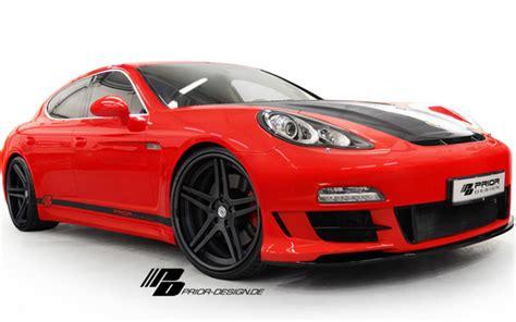 Buy Porsche Panamera by Buy Porsche Panamera Mki 2009 Prior Design Design 911