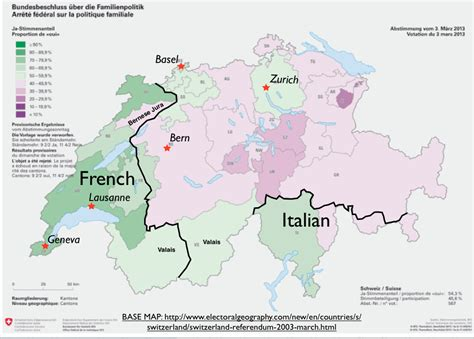 switzerland map languages opinions on languages of switzerland