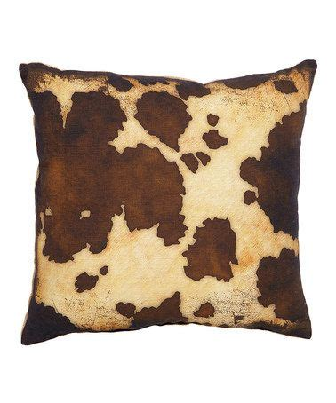 Cow Print Throw Pillows by 17 Best Images About Pillows A Plenty On