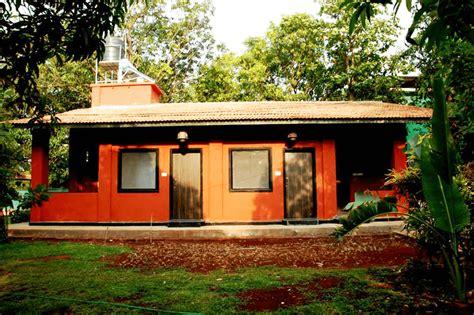 river side farm house 6 bedroom riverside farmstay in karjat