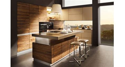 Kitchen Wooden Furniture Exclusive Eco Friendly Modern Kitchen Design By Team7
