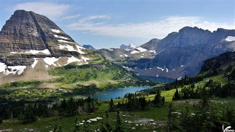 glacier national park this scene can only be find in glacier national park wallpaper