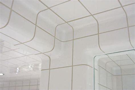 piastrelle acciaio piastrelle angolari curve