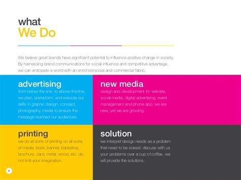 graphic design services company profile kingsmen creative company profile