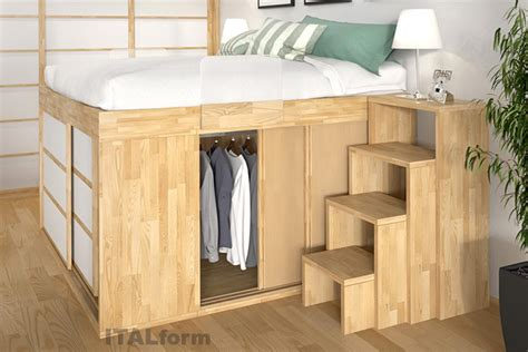 space saving bed space saving beds italform design