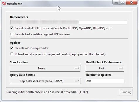 dns bench the fastest public dns providers in 2015 ghacks tech news