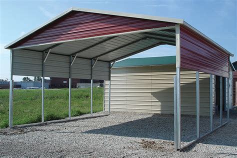 Outdoor Car Port by Carports Show Me Outdoor Products