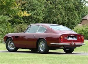 Db6 Aston Martin 1959 Aston Martin Db4 Db5 Db6 Milestones