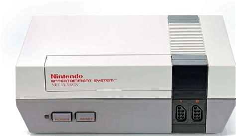 console nes nintendo lance une nouvelle console pour les nostalgiques