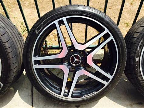 fs  mercedes  amg  wheels  tires mbworldorg forums