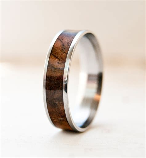 Wedding Bands Wood by Mens Wedding Bands Wood Www Imgkid The Image Kid