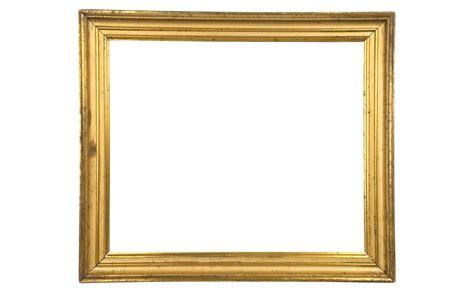 Frame Vintage 1 antique gilt frame jayson home