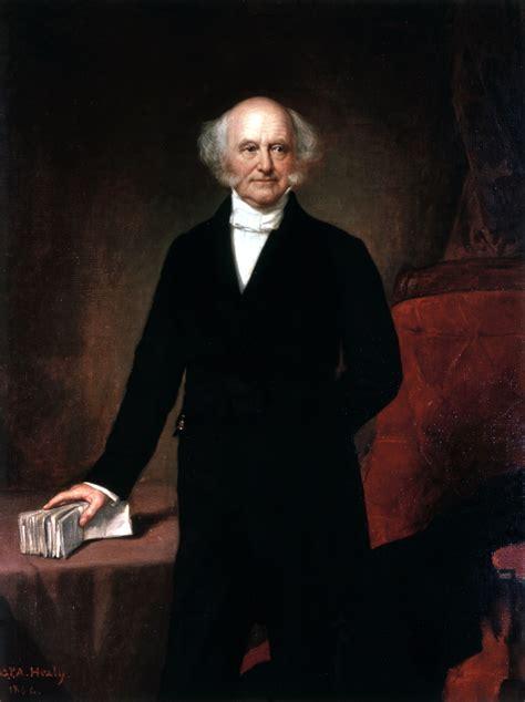 biography us presidents file martin van buren by george pa healy 1858 jpg