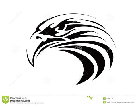 Eagle Tattoo Royalty Free Stock Photography - Image: 35541127 Eagle Coloring Pages Free