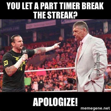 Undertaker Streak Meme - 349 best images about pro wrestling on pinterest kota
