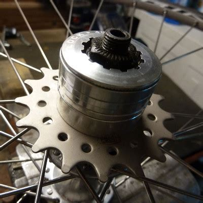 cassette single speed point kit de conversion v 233 lo 224 cassette en singlespeed