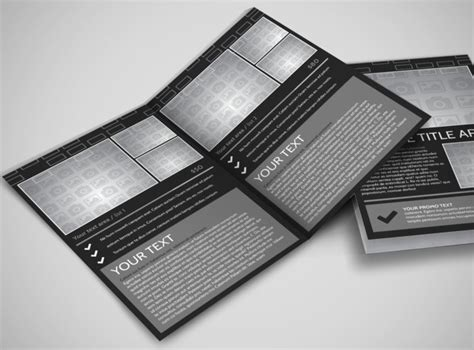 blank bi fold card template blank bi fold brochure template 11385lb