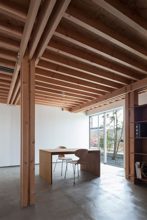 columns in house design ft architects 4 columns house features a traditional timber frame and minimal