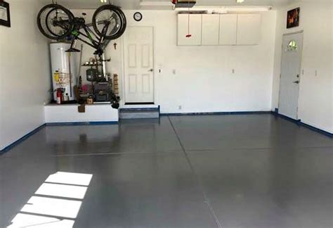 stripping garage floor paint ourcozycatcottage com
