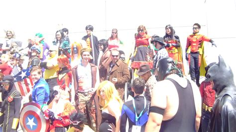 anime expo 2012 marvel vs dc gathering 19 by coolpizza16