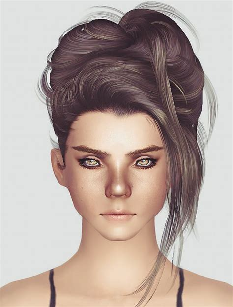 hairstyles for your crush 95 best images about sims 4 custom hair on pinterest the