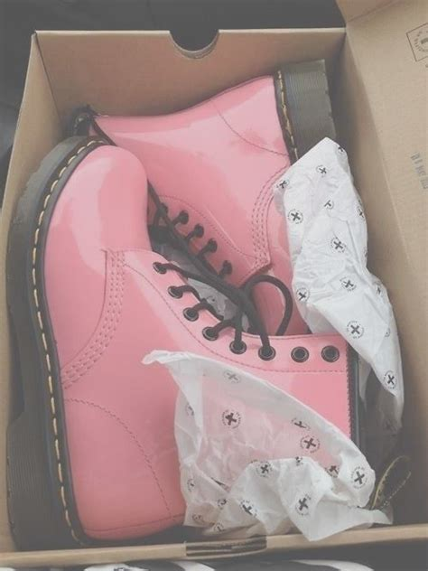 light pink doc martens pink and black doc martens pictures photos and images