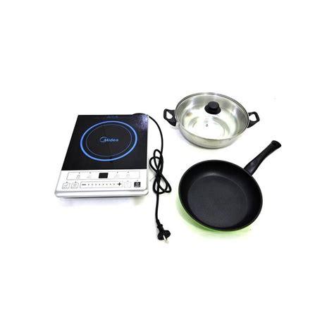 midea induction cooker kompor listrik ic 1613 toko perlengkapan kamar mandi dapur