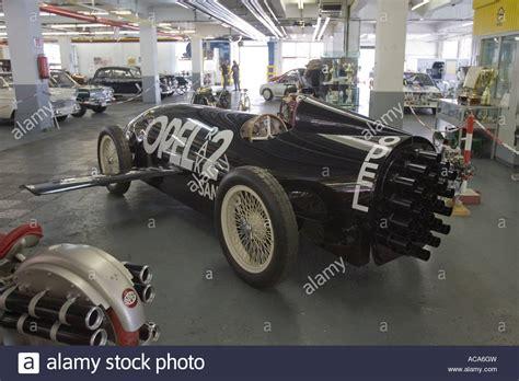 Rak Vintage vintage car opel rak 2 rocket propelled protoype in the opel museum stock photo 13091880 alamy