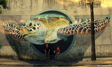 Realistic Wall Murals villa urquiza art district project presented by ba street