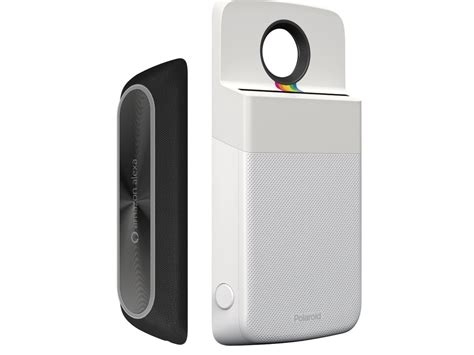 Moto Mods speaker and polaroid printer moto mods available in