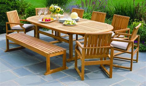 best wood for outdoor table what is the best wood for outdoor furniture winston