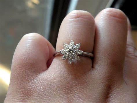 ring pic also sizing question weddingbee