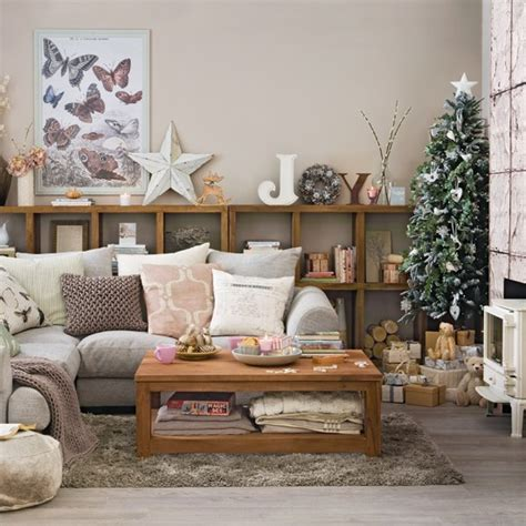spruce and clove christmas living room housetohome co uk
