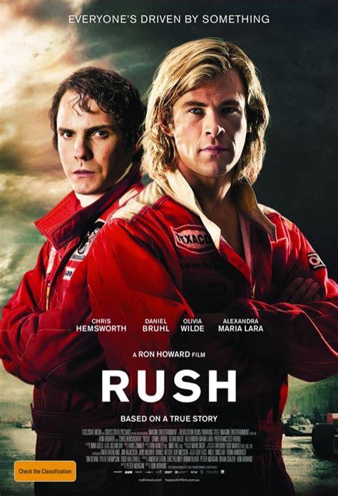 film rush movie poster for rush flicks co nz